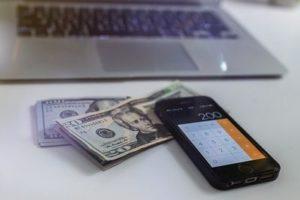 Gefühl für Kredite und Darlehen